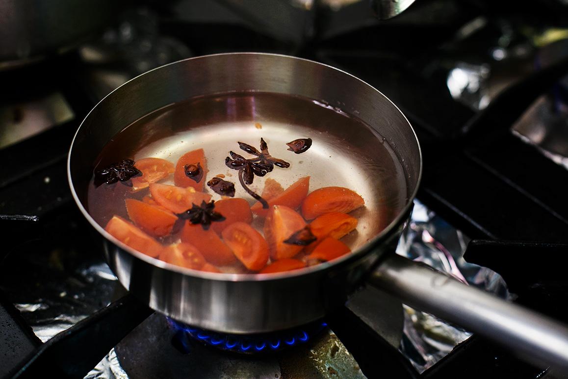 compot de rosii cherry cu banane retetele lui nicolai (5)
