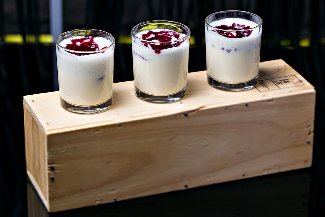 milkshake cu inghetata de vanilie si fructe de padure (3)