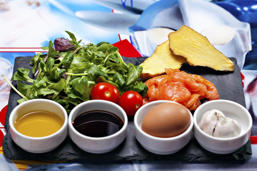 salata cu somon si rosii cherry retetele lui nicolai (4)