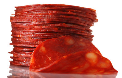 sliced-chorizo-sausage