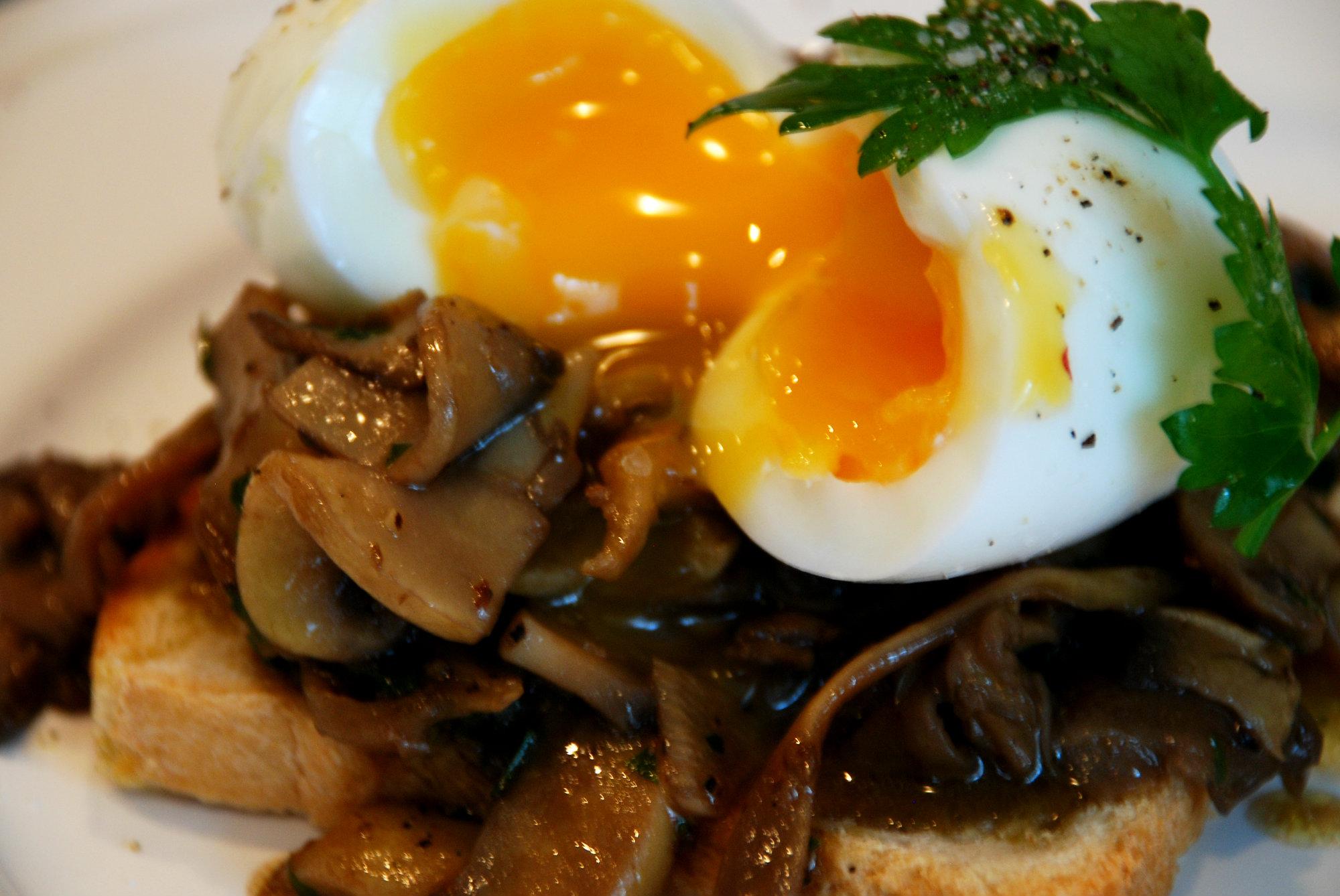 ciuperci cu ou