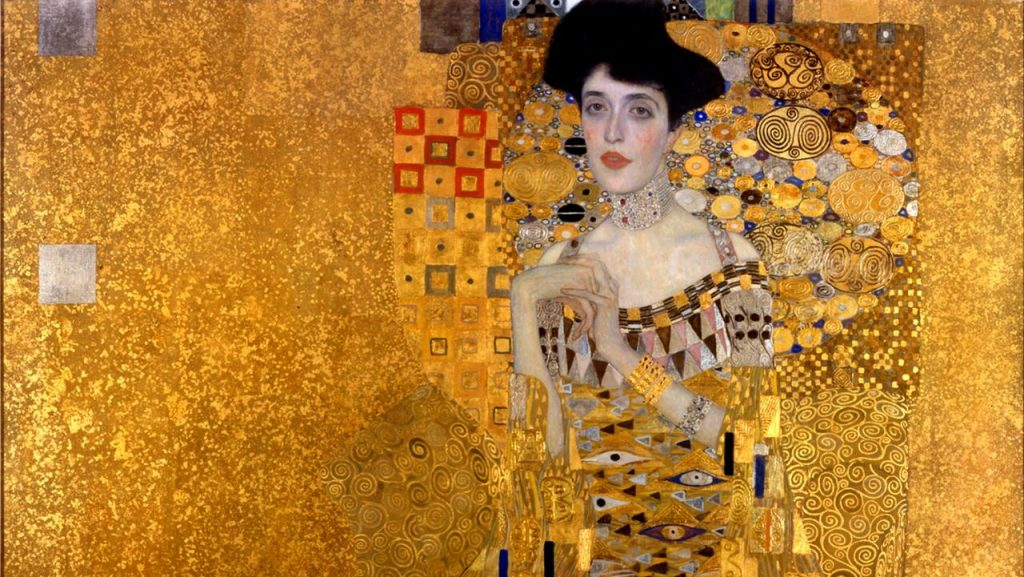 Femeia in aur