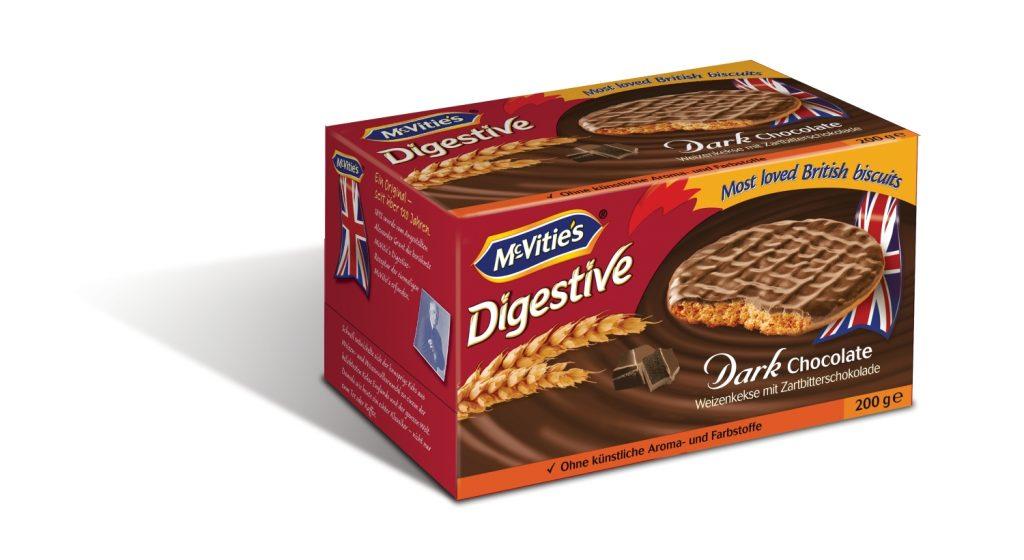 McVitie's Ciocolata neagra
