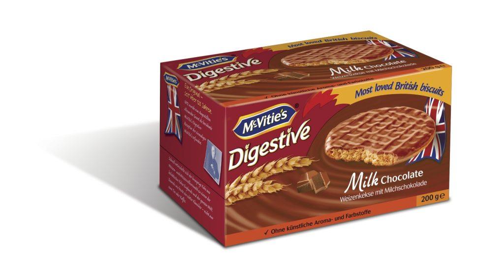 McVitie's_Ciocolata cu lapte